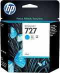 HP 40-ML CYAN DESIGNJET INK CARTRIDGE
