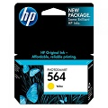 HPC CB320WL #564 YELLOW INK CARTRIDGE