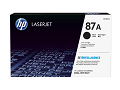 HP 87A CF287A BLACK LASERJET TONER CARTRIDGE