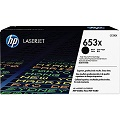 HP 653X Black LaserJet Toner Cartridge 21K pages CF320X