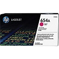 HP 654A Magenta LaserJet Toner Cartridge - Original