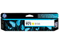 HP 971 YELLOW INK CARTRIDGE