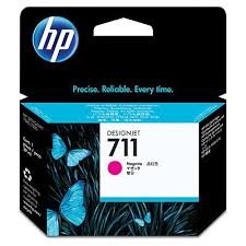 HP 711 MAGENTA INK CARTRIDGE (29 ML)