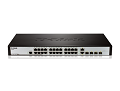 24-PORTS 10/100 BASE-TX MANAGED L2 SWITCH