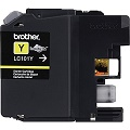 BROTHER LC-101Y TONER AMARILLO, 300 PÁGINAS,