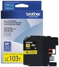Brother LC103Y Tinta Yellow