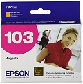 EPSON T103320 MAGENTA INK CARTRIDGE STYLUS OFFICE