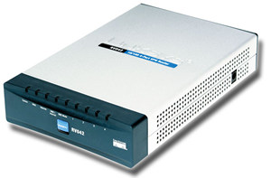 ROUTER RV042 10/100 4P VPN 220V.