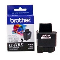 CARTRIDGE NEGRO LC41BK BROTHER