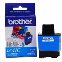 CARTRIDGE CYAN LC-41C BROTHER