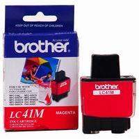 CARTRIDGE MAGENTA LC-41M BROTHER