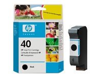 51640A CARTRIDGE HP #40
