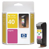 Cartridge Magenta HP 40 51640ML