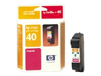 Cartridge Yellow HP 40 51640YL