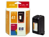 Cartridge Color HP 41 51641AL