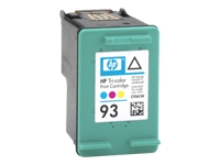C9361WL Cartridge Color HP 93