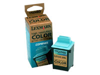 CARTUCHO COLOR LEXMARK N° 60