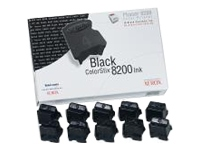 COLORSTIX XEROX 8200:BLACK ( 016-2044-00 )
