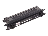 BROTHER TN110BK TONER CARTRIDGE 1 X BLACK 2500 PAGES